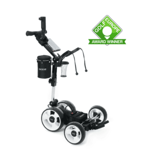 The World's Most Compact & Portable Golf Buggy