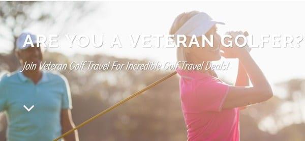 Vets Golf News
