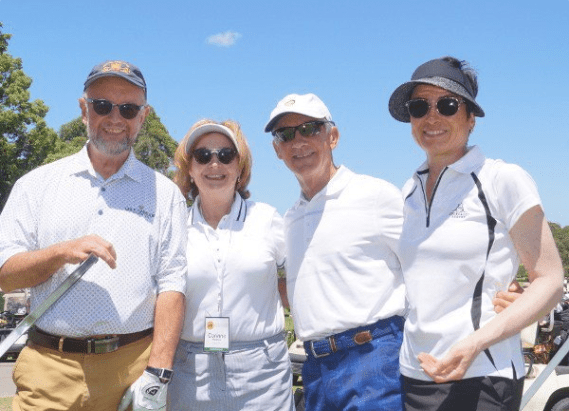 Gender Equality at Australian Golf Clubs