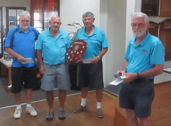 Western Sydney Vets Golf Event